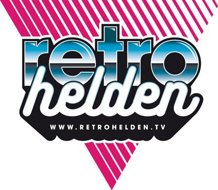 Retrohelden Retroflohmarkt Heilbronn - Logo