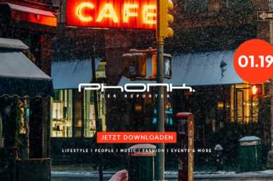 Jetzt downloaden: Phonk 01.19 – Das Magazin