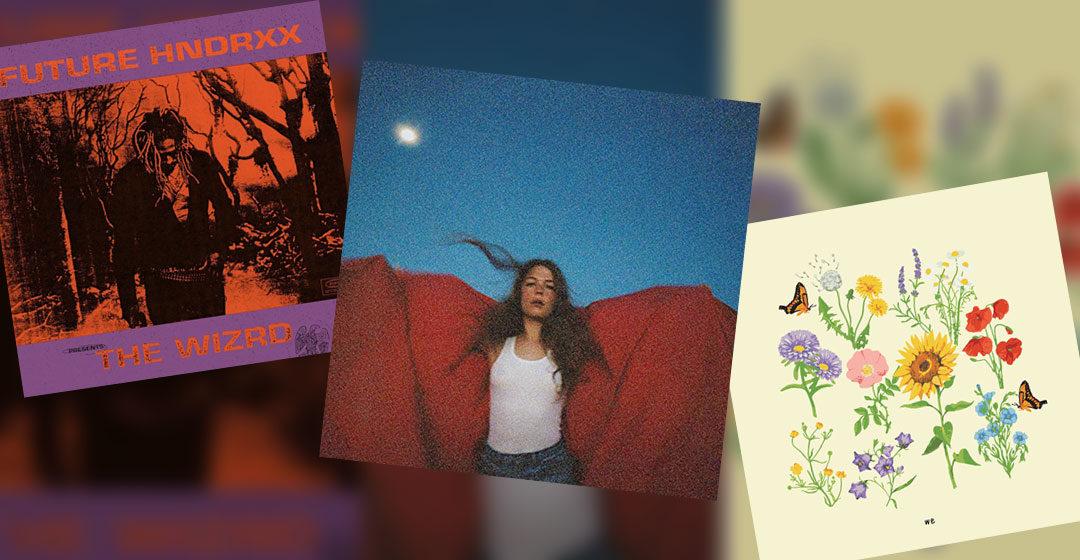 Neue Musik im Februar 2019 - Maggie Rogers, Future & gnash