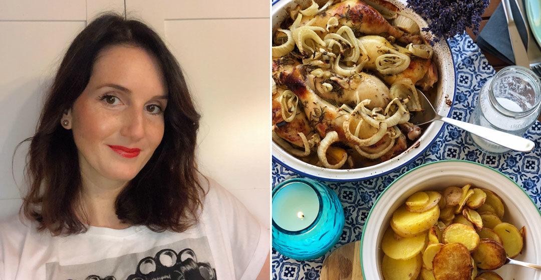 Yummy - Maren Diana - Rezept Provenzialische Kikok-Hähnchen 1