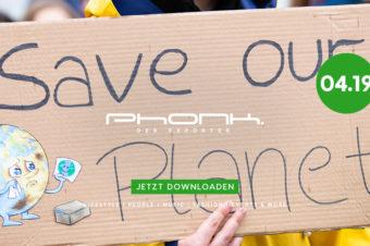 Jetzt downloaden: Phonk 04.19 – Das Magazin