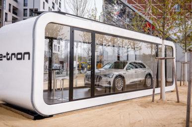 Audi auf der BUGA 2019