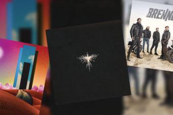 Audio: Danger Mouse & Karen O, The Comet Is Coming & Brenner