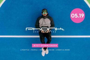 Jetzt downloaden: Phonk 05.19 – Das Magazin