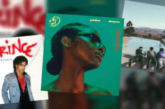 Audio: GoldLink, Prince & Jonas Brothers