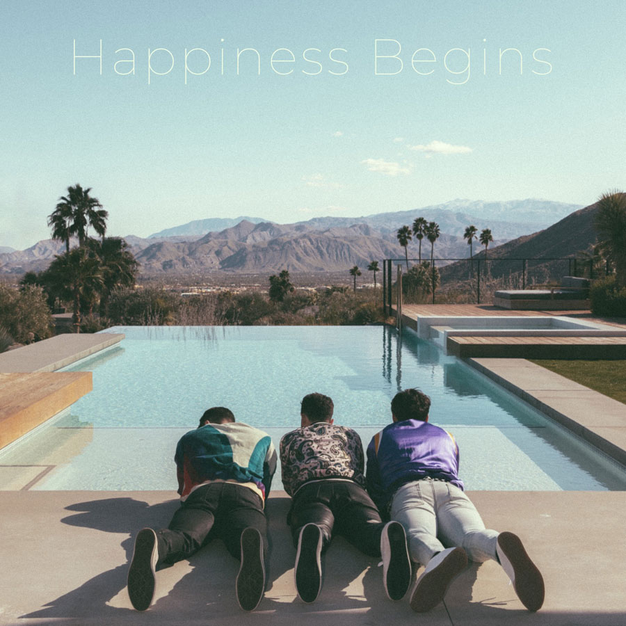 Neue Musik im Juli 2019 (Jonas Brothers - Happiness Begins)