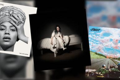 Audio: Billie Eilish, Beyoncé & The Chemical Brothers