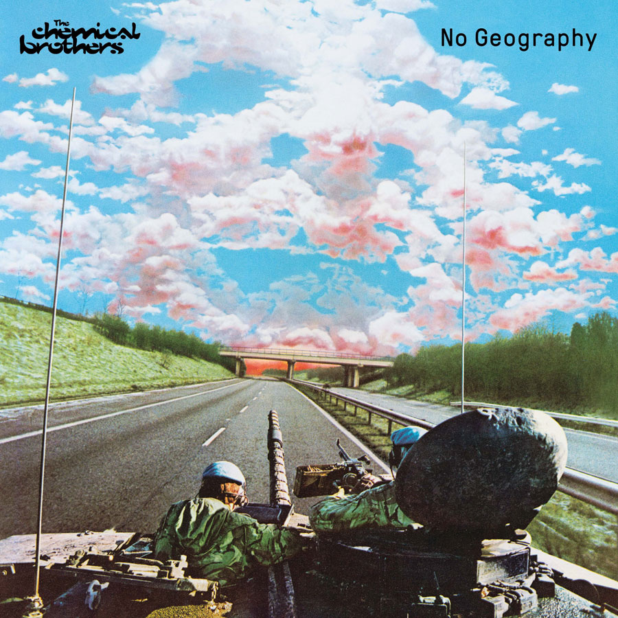 Neue Musik im Mai 2019 (The Chemical Brothers - No Geography)
