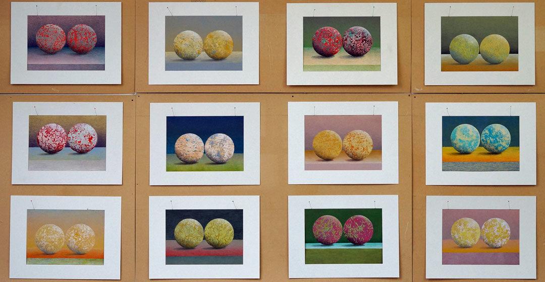 Eberhard Fendrich - touching balls (Zigarre Heilbronn) 1