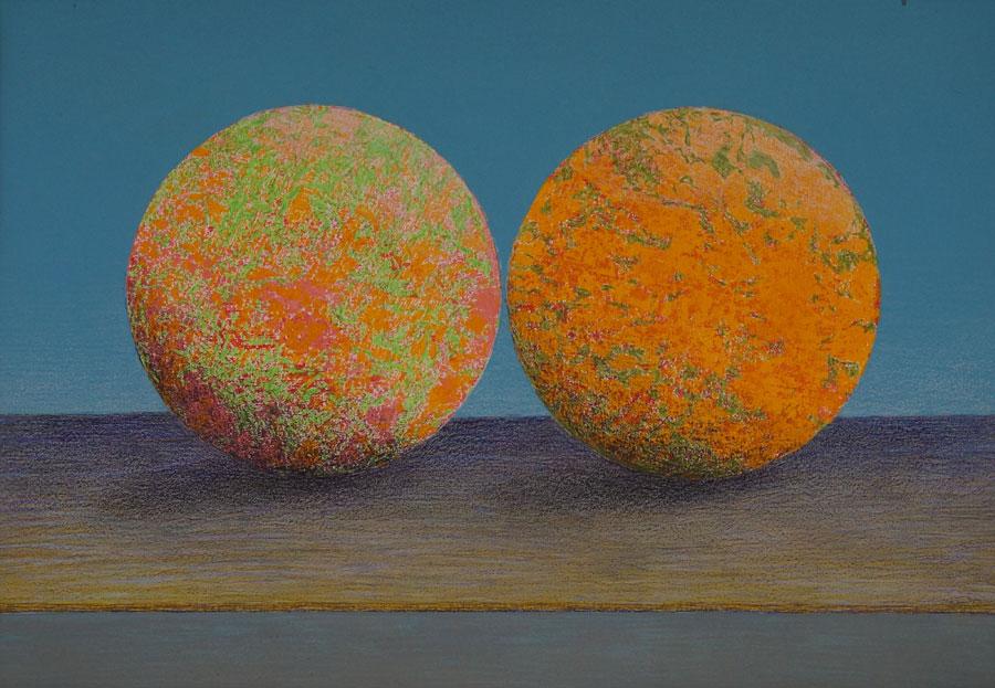 Eberhard Fendrich - touching balls (Zigarre Heilbronn) 4