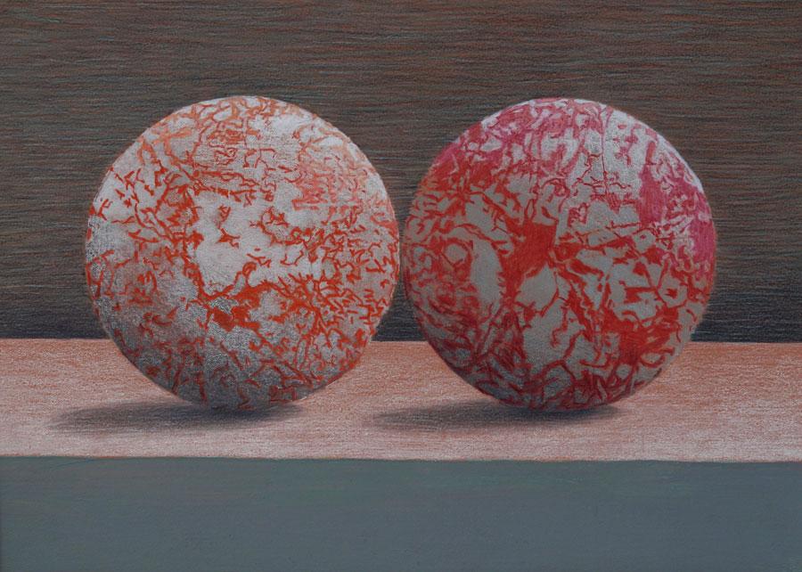 Eberhard Fendrich - touching balls (Zigarre Heilbronn) 5