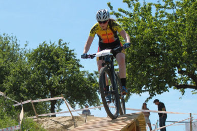 Mountainbikerin Mara Mayer im Interview