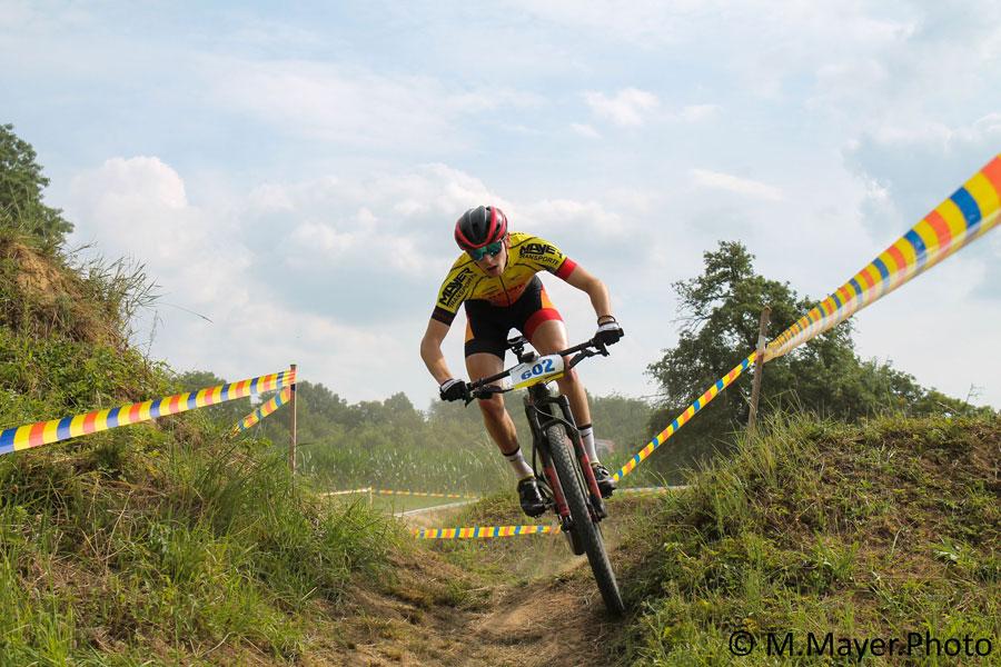 Mountainbikerin - Mara Mayer Interview (Philipp Mayer)