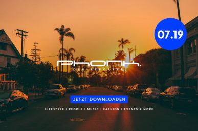 Jetzt downloaden: Phonk 07.19 – Das Magazin