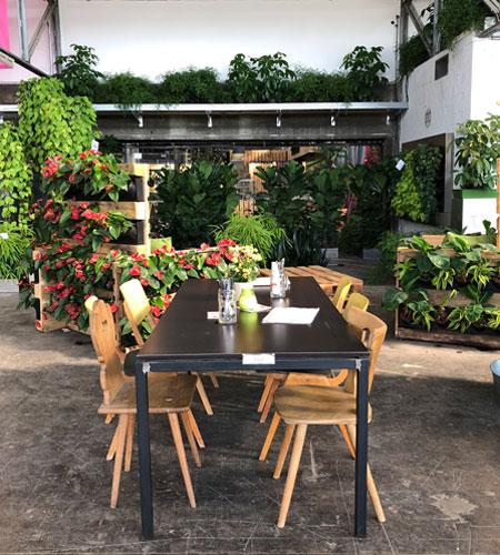 BUGA Heilbronn 2019 - Gastronomie