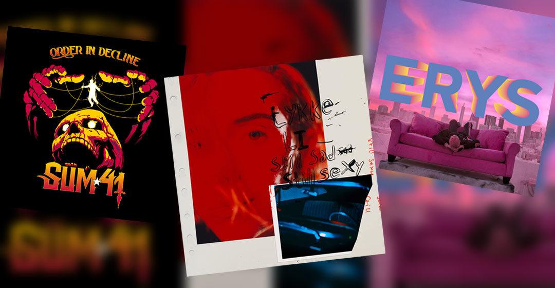 Neue Musik im August 2019 - Lykke Li, Sum 41 & Jaden