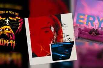 Audio: Lykke Li, Sum 41 & Jaden