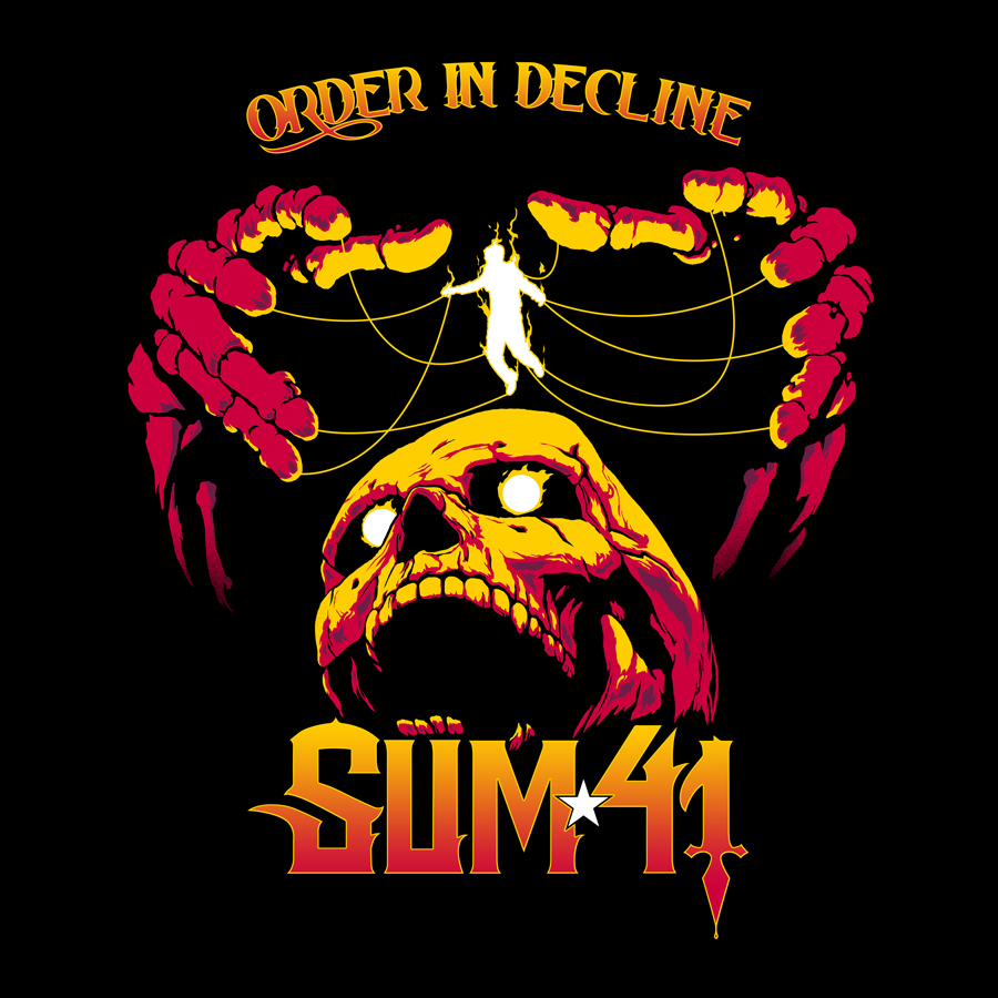Neue Musik im August 2019 (Sum 41 - Order In Decline)