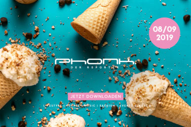 Jetzt downloaden: Phonk 08/09.19 – Das Magazin