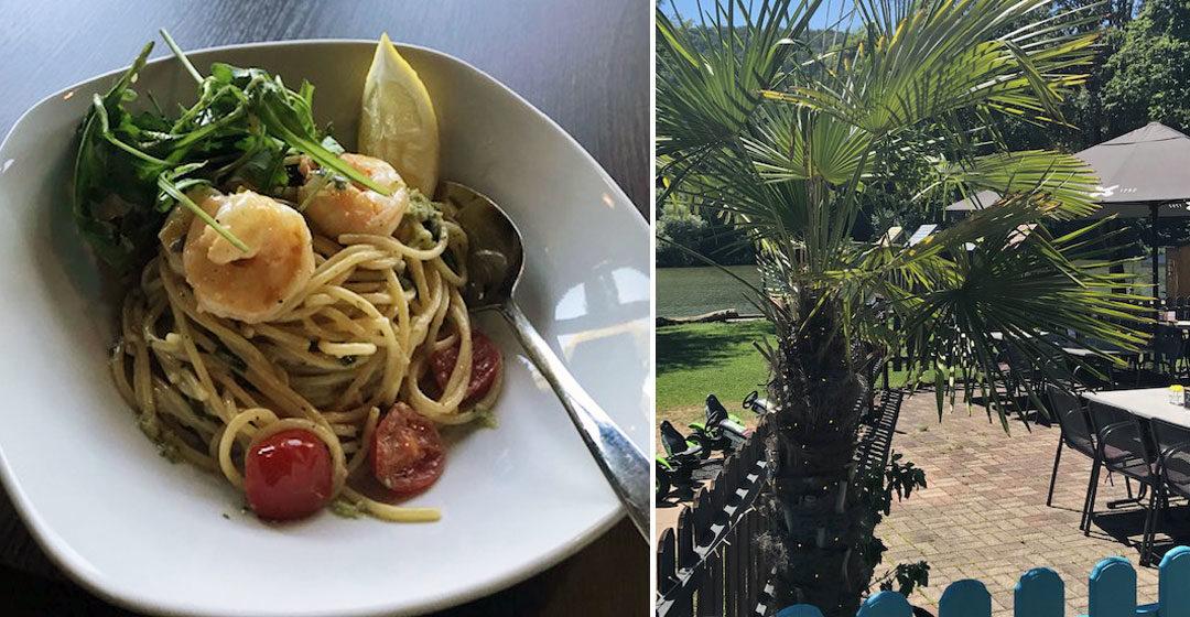 Yummy - Uferglück - Spaghetti White Tiger Garnelen (Titel)