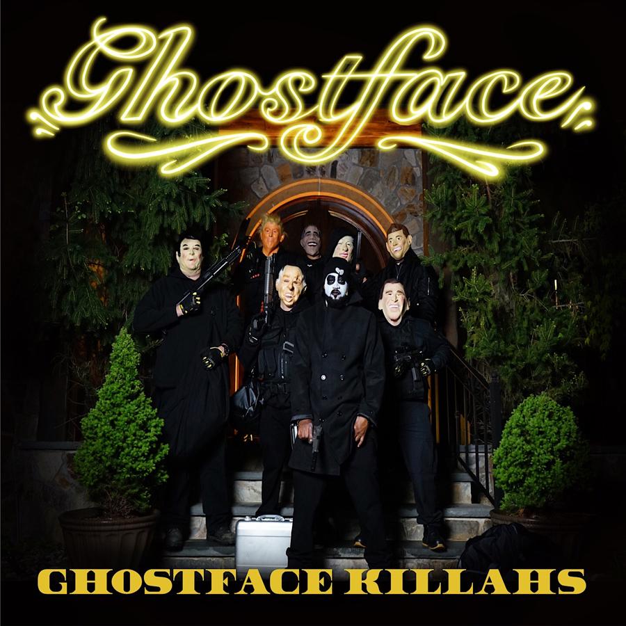 Neue Musik im Oktober 2019 (Ghostface Killah - Ghostface Killahs)