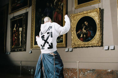 Streetwear trifft Renaissancekunst