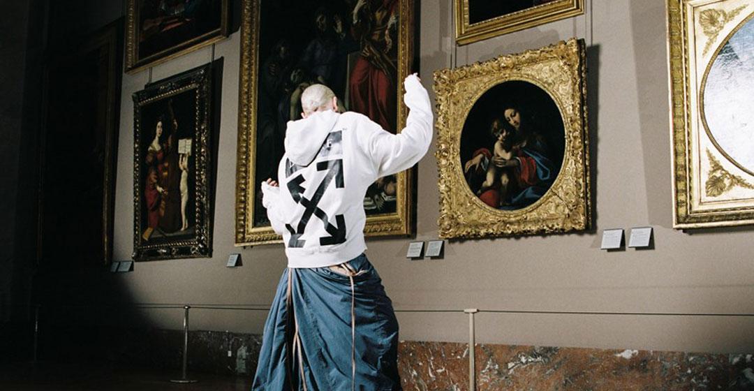 Musée du Louvre x OFF-WHITE - 1