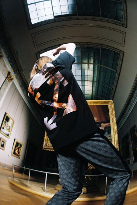 Musée du Louvre x OFF-WHITE - 2
