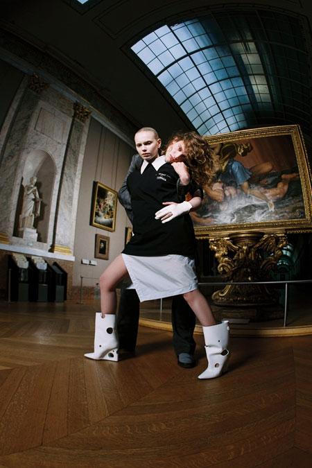 Musée du Louvre x OFF-WHITE - 3