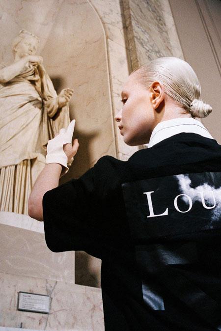 Musée du Louvre x OFF-WHITE - 5