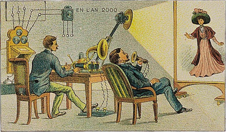 Zukunftsvisionen auf dem Prüfstand - Videotelefonie