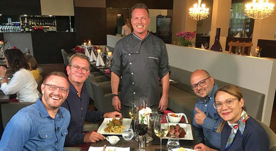 Yummy - Trappensee-Restaurant Heilbronn
