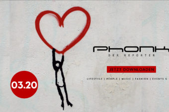 Jetzt downloaden: Phonk 03.20 – Das Magazin