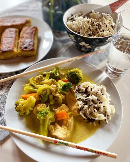 Yummy - Hähnchen-Curry (Maren) 3