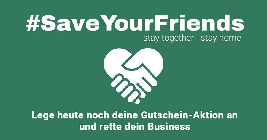 Save Your Friends - Heilbronn (Banner)