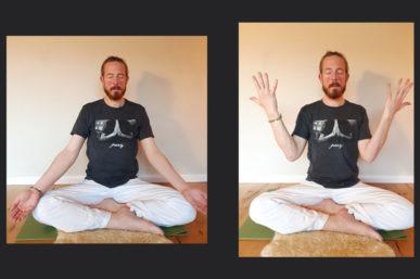 Yoga-Übungen für daheim mit Steffen Satwant