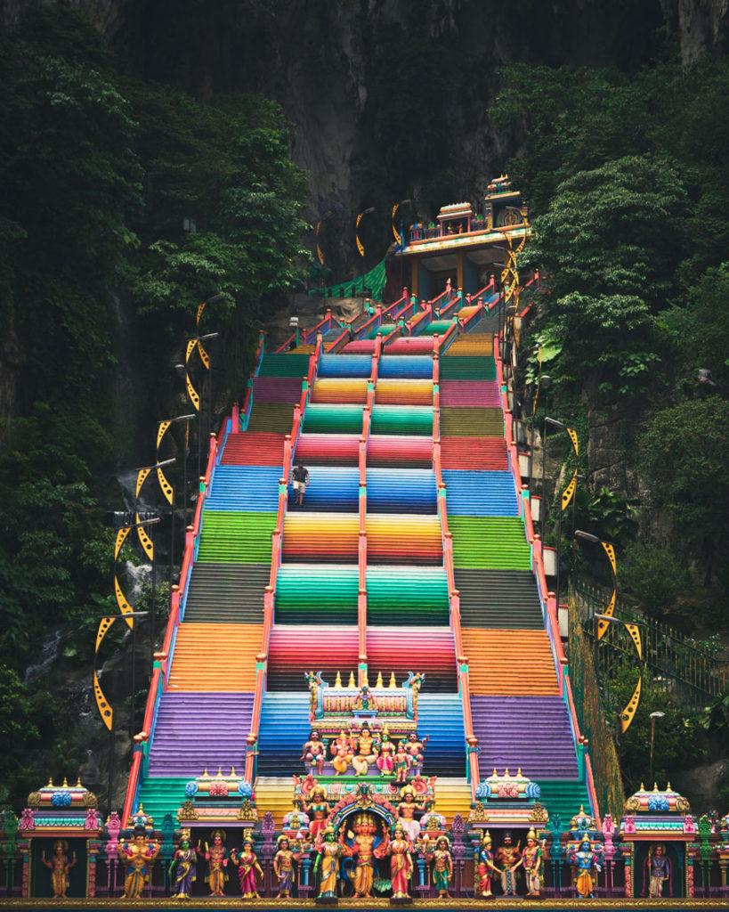Dimitri Luft - Batu Caves, Kuala Lumpur