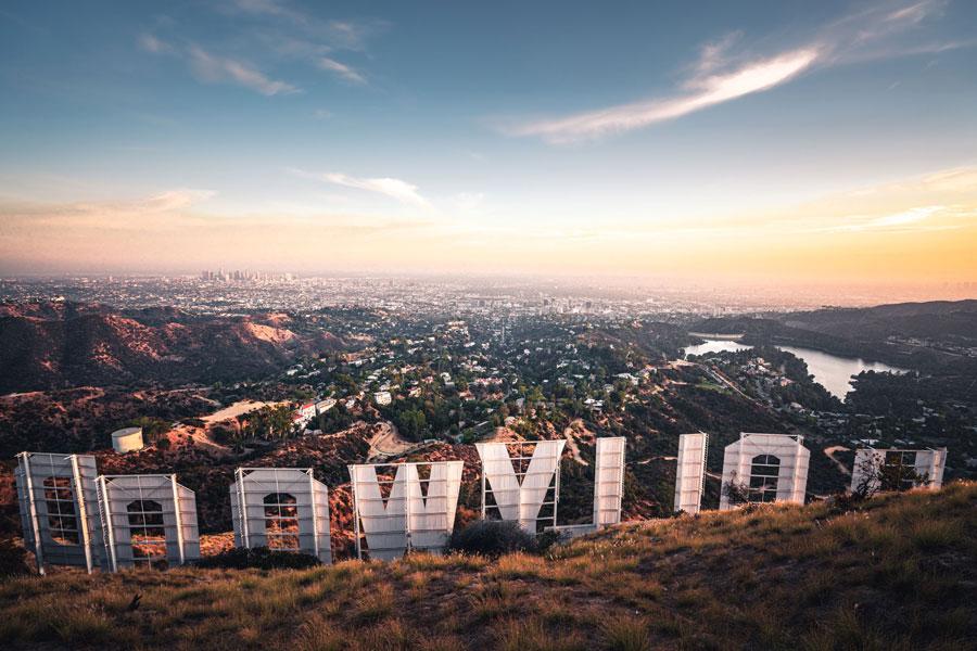 Dimitri Luft - Hollywood Hills, Los Angeles