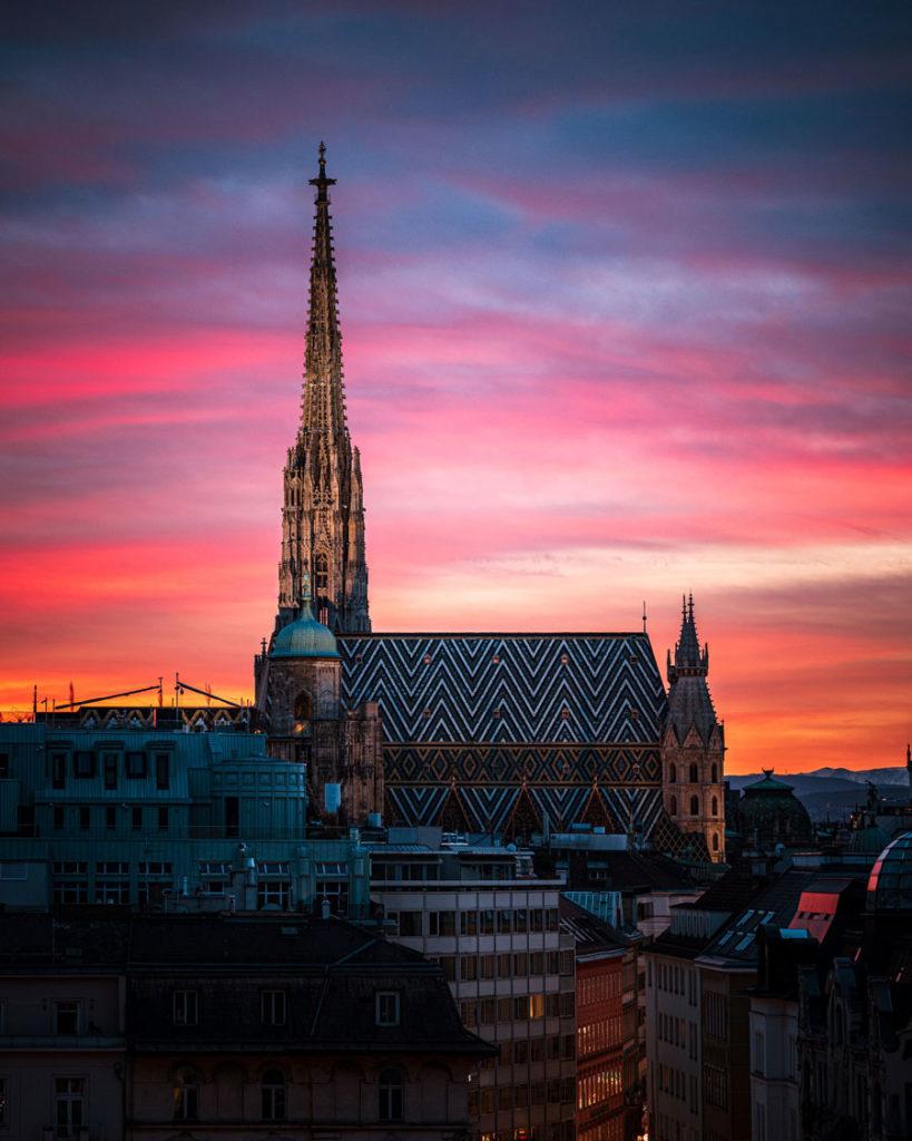 Dimitri Luft - St. Stephansdom, Wien