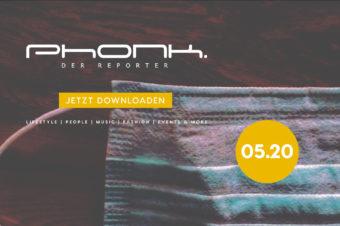 Jetzt downloaden: Phonk 05.20 – Das Magazin