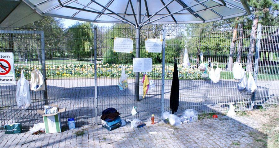 Gabenzaun Wertwiesenpark Heilbronn (2)