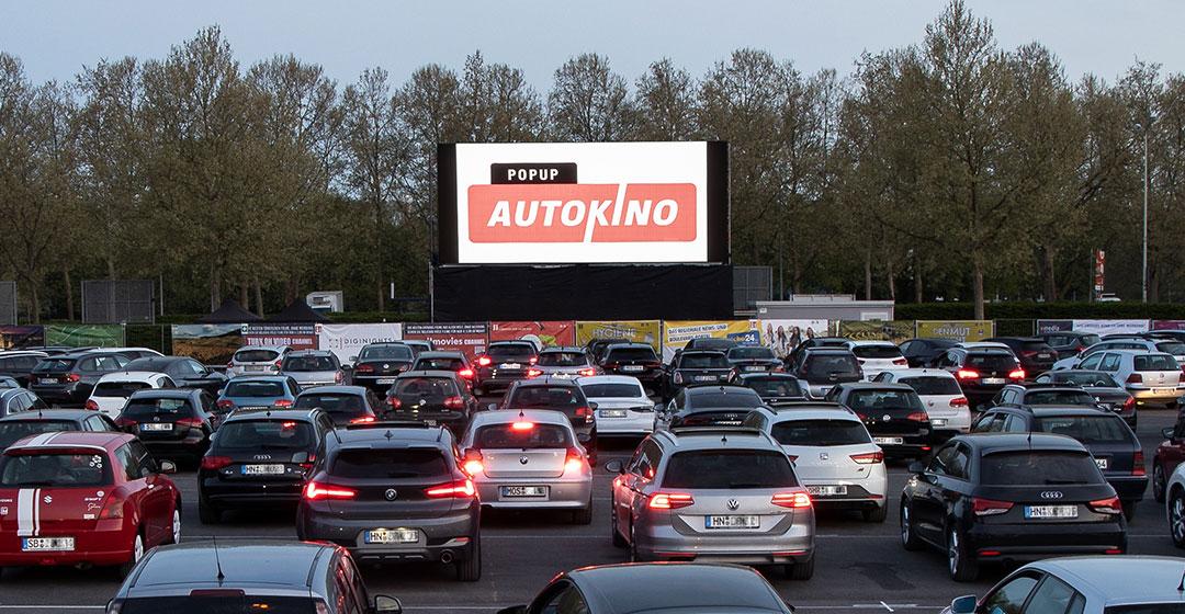 Popup-Autokino Heilbronn