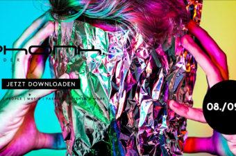 Jetzt downloaden: Phonk 08./09.20 – Das Magazin
