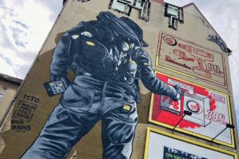 City-Tour: Streetart aus Berlin