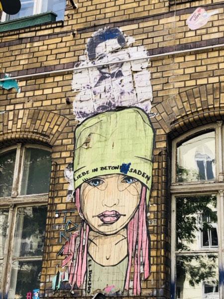 Berlin Streetart Tour - 2