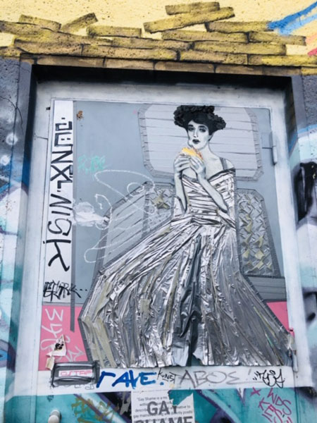 Berlin Streetart Tour - 5