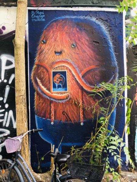 Berlin Streetart Tour - 6