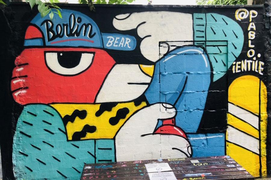 Berlin Streetart Tour - 7