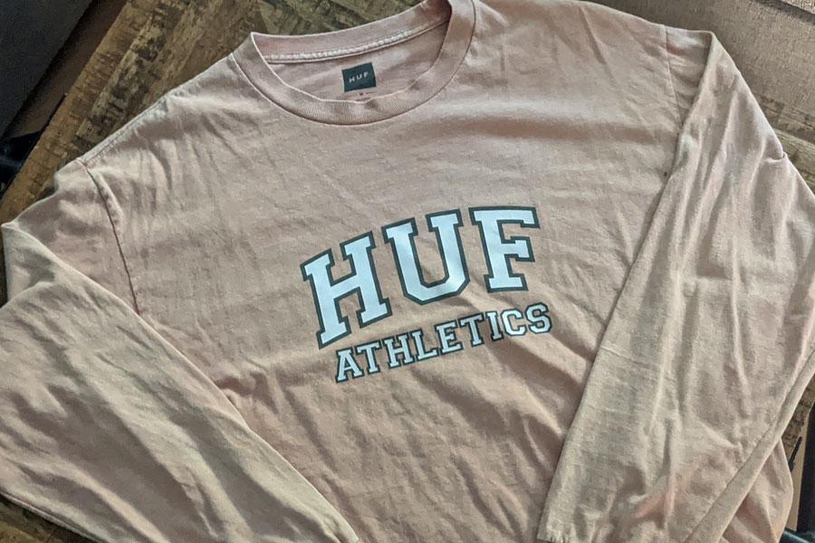 HUF Athletics Longsleeve