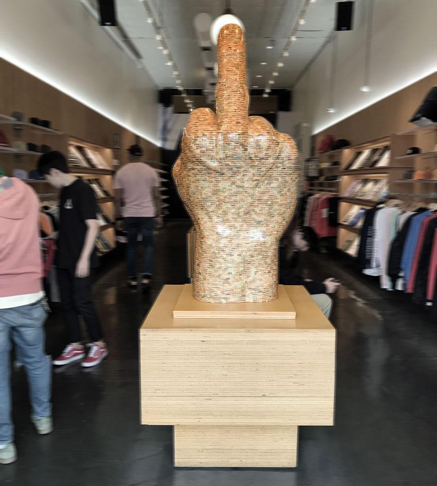 HUF Worldwide - Los Angeles Fairfax Store